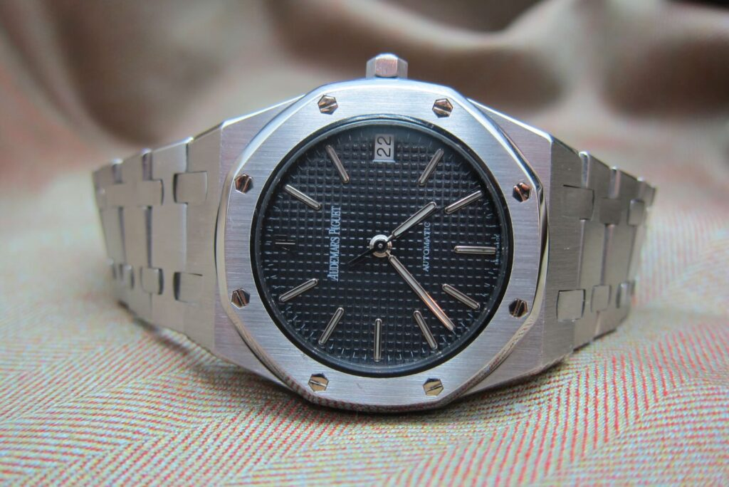 36mm reference 4100 royal oak
