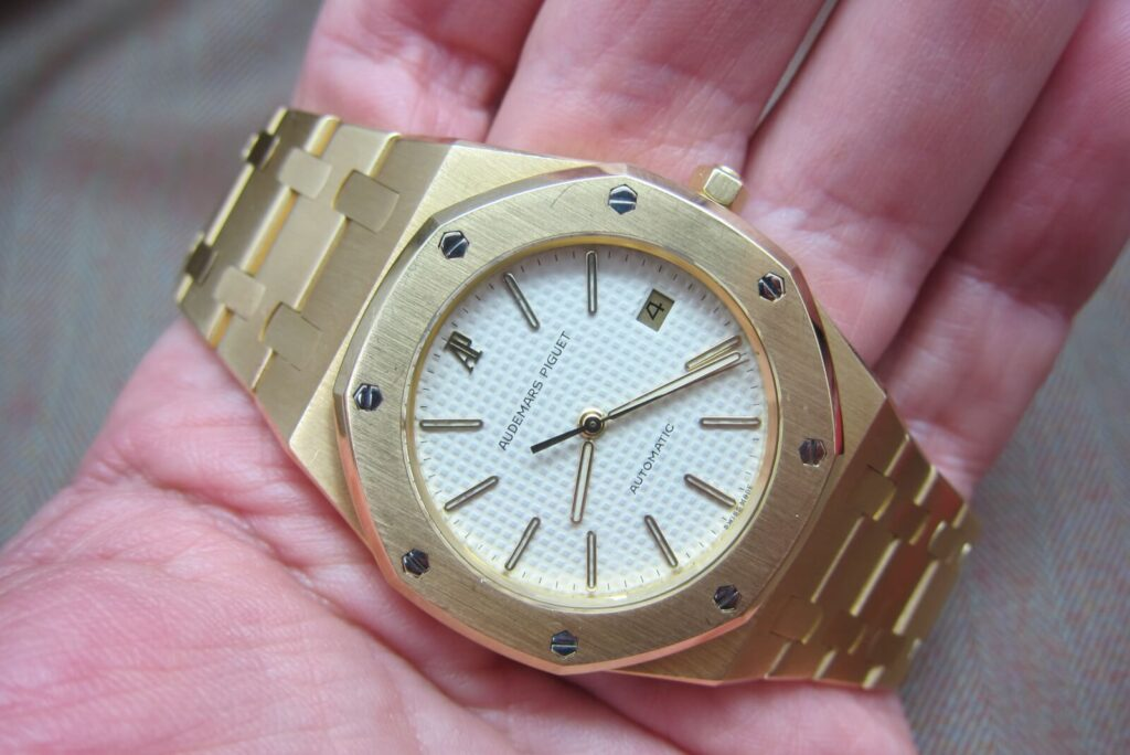 royal oak gold 14486 36mm